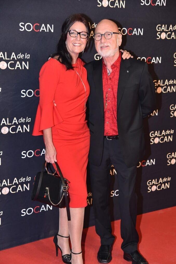 Image de Patrick et sa femme